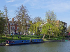 Caspar (jrw080578) Tags: trees cambridge buildings river boats cambridgeshire rivercam narrowboats