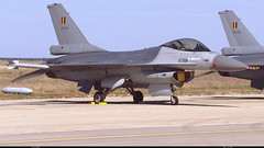 F16 AM FA-114 Istres juin 2005 (paulschaller67) Tags: 2005 juin am f16 istres fa114