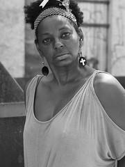 Cuba (Nidal Jenaiah) Tags: barcelona street city blackandwhite bw calle spain strasse cuba streetphotography strassenfotografie