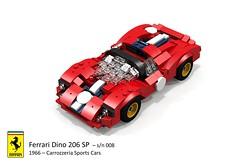 Ferrari Dino 206 SP (Carrozzeria Sports Cars - 1966)