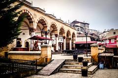 Yakupağa Mosque (mutevelli) Tags: square muslim islam mosque cami kastamonu avlu