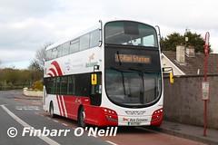 Cork I.T. / Rossa Avenue (finnyus) Tags: ireland irish bus train rail railway trains railways doubledecker cit 2015 bishopstown vwd corkit corkinstituteoftechnology buséireann corkbus rossaavenue finbarroneill corkbusroute205 buséireannvwd vwd42 151c7159