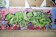 DEKAH (STILSAYN) Tags: california graffiti oakland bay east area 2015 dekah