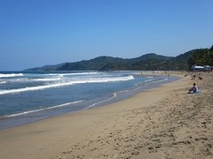 Beach at Sayulita