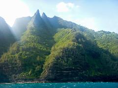 Na Pali (bior) Tags: hawaii kauai tropicalisland napali napalicoast napalicliffs dmcts20 panasonicdmcts20