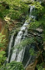 Brandywine Falls (Lana Gramlich) Tags: trees ohio summer lana nature water stone waterfall nationalpark falls valley cuyahoga np brandywine gramlich canoneos5d lanagramlich jun292016