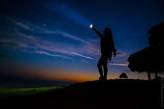 (sal Burgos) Tags: elmaviri losmochis sinaloa mexico playa anochecer noche arena es estrellas siluetas