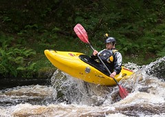 Balance (Chris Willis 10) Tags: white water kayak raft rafting river bala wales sport action