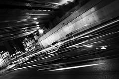 night in tokyo (dako_huang) Tags: dakohuang streetphotography blackandwhitephotography bw tokyo
