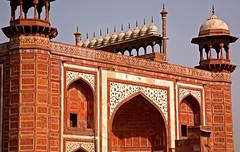 Taj Mahal 2 (David OMalley) Tags: world india heritage river site tomb taj mahal agra unesco mausoleum shah pradesh uttar jahan mughal mumtaz yamuna