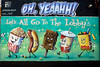 Saturday Night at the Movies... (Eddie C3) Tags: wellingcourtmuralproject astoriaqueens