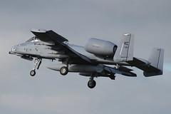 RAF Leeming - Exercise Jaded Thunder (Kevin Martin 1) Tags: exercise yorkshire kc thunder raf jaded hogs a10 thunderbolt leeming