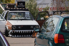 IMG_0105 (Vladimir Vuynov) Tags: classic golf volkswagen classiccar low wheels beetle automotive b2 mk2 oldtimer jetta b5 t3 gti belarus audi bully passat b4 polo bora minsk caddy t1 vag b1 t2 stance scirocco volksfest b3 youngtimer carporn retrocar