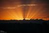 晚霞 (muzinan) Tags: nature sunset sun sky 日落 晚霞 黄昏 城市 天空 云彩 city