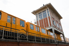 U-Bahn (Sharon Drummond) Tags: berlin germany summer ade2016 metro ubahn de