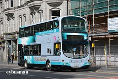 First Aberdeen 37641, SV08FXZ. (EYBusman) Tags: first aberdeen grampian bus coach city centre scotland wright eclipse gemini volvo b9tl platinum 19 37641 sv08fxz eybusman