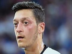 Mesut Ozil (knightbefore_99) Tags: futbol football german 2016 euro eyes loser germany screenshot cool turk match game mesut ozil arsenal