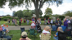 showmens rest. august 2016 (timp37) Tags: woodlawn cemetary forest park illinois august 2016 showmens rest summer clowns