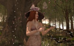 Don't be sad for butterflies (Saffron Foxclaw) Tags: blog truth witch magic harrypotter secondlife neve hogwarts roleplay lode secondlifefashion secondlifeblog theepiphany secondliferoleplay cubiccherry