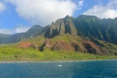 (Pink Hibiscus) Tags: napali napalicoast kauai hawaii ruggedbeauty nikon d800 fx copyrighted allrightsreserved 2016 pinkhibiscus