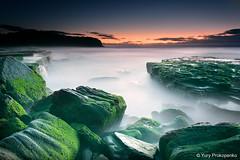 Turimetta Beach (renatonovi1) Tags: turimetta beach green rocks sunrise ocean seascape landscape sydney australia
