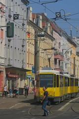 Berlin (Jean (tarkastad)) Tags: tarkastad berlin allemagne germany deutschland strasenbahn streetcar tram tramway lrt lightrail