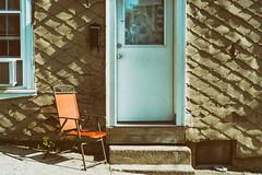 Orange (David Stebbing) Tags: color flickr street