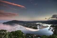 Tairua Time (hapulcu) Tags: newzealand coromandel nz tairua dusk sunset