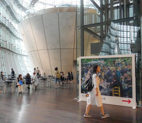 Renoir exhibition_The National Art Center_Tokyo