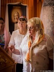 Божественная литургия в пос.Котово 167