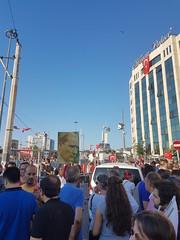 24 Temmuz 2016 Taksim CHP (C. Cengiz evik) Tags: taksim atatrk chp miting democracy