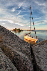 St Anna, Swedish baltic coast (marregurra2012) Tags: sea sailing sailingboat baltic summer sweden