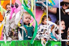 Kids - St Josephs - Jacaranda Parade 2015 (sbyrnedotcom) Tags: 2015 people events grafton jacaranda parade rural town children kids stjosephs school nsw australia