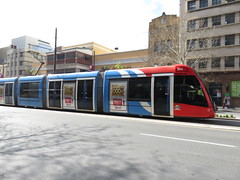 Tram 204 on King William St (RS 1990) Tags: adelaide southaustralia july 2016 tram kingwilliamst 204