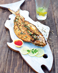The famous Palla fish of Sindh, made in traditional style by the river bank in Jamshoro (Hyderabad, Sindh) (GlobalCitizen2011) Tags: palla sindh sindhi fish food recipes cuisine kotri jamshoro hyderabad
