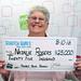 Natalie Rogers - $25,000 Double Deal Bingo