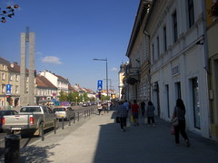 Cluj-Napoca - Eroilor (Heroes) Boulevard (Bogdan Pop 7) Tags: romnia romania roumanie transylvania transilvania erdely erdly europe ardeal cluj clujnapoca claudiopolis kolozsvr klausenburg architecture arhitectura arhitectur eroilor bulevarduleroilor 2016