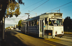 Malvern terminal - Wattletree Road (andrewsurgenor) Tags: transit transport publictransport electric streetscenes citytransport city urban trams streetcars trolleys melbourne victoria australia