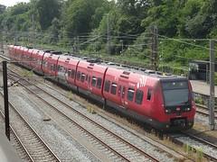 Copenhagen: DSB S-tog (harry_nl) Tags: denmark danmark 2016 copenhagen københavn dsb dot stog strain train sa 8191 østerport station