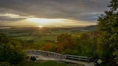 Champlain Lookout : September 27, 2016 (jpeltzer) Tags: ottawa gatineaupark gatineau champlainlookout sunset falll