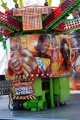 DSC02225 (A Parton Photography) Tags: fairground rides spinning longexposure miltonkeynes fireworks bonfire november cold