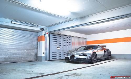 Bugatti Veyron Legend Ettore Bugatti