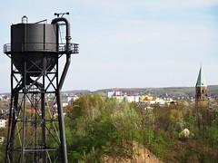 Hoesch Wasserturm (Codos Traumreisen) Tags: dortmund wasserturm hoesch hrde