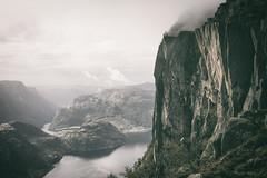 (koeb) Tags: norway landscape natur norwegen fjord landschaft preikestolen lysefjorden