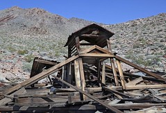 Inyo Mine / Death Valley (Ron Wolf) Tags: california building nationalpark mine structure historic mining echocanyon deathvalleynationalpark inyomine