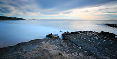 Moody Morning (naomirw83) Tags: lighthouse beach australia centralcoast norahhead soldiersbeach