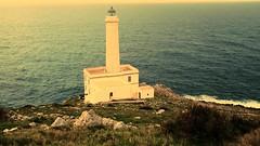 Salento. Punta Palasci Otranto (Bruna Di Pietrantonio) Tags: faro mare natura otranto salento puntapalascia