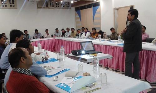 AHF India RTP Partner Training