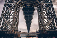 The G. Dub (Denn-Ice) Tags: nyc newyorkcity ny newyork canon sony 24mm gwb georgewashingtonbridge mirrorless 24lii sonya7 canon24mmf14lii canon24lii metabones sonyilce7
