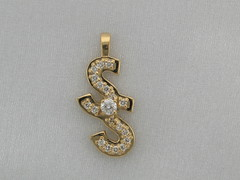 18kt yellow gold Pendant